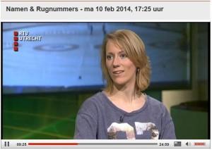 Annita van Doorn RTV Utrecht